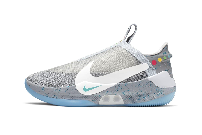 Nike Restocks Auto-Lacing Adapt BB