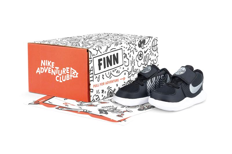 Nike Adventure Club Subscription Service News shoes footwear sneakers