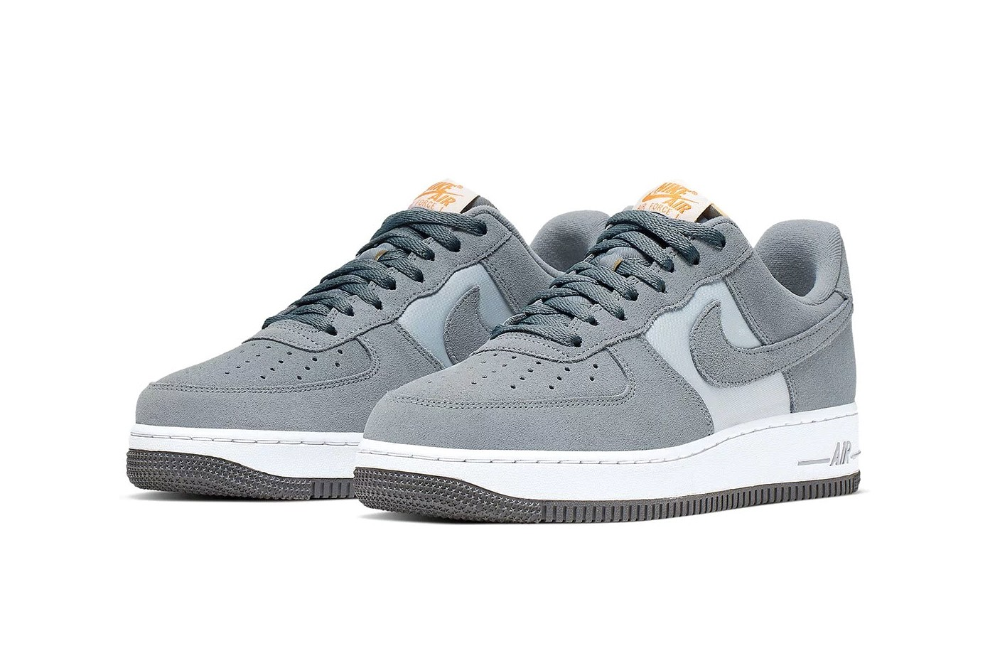 air force nike grey