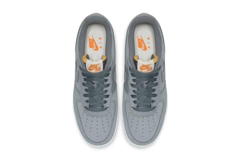 Nike Air Force 1 Cool Grey Release Info CI2677-002 Suede nubuck