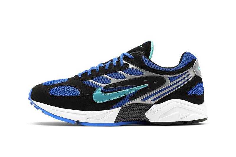 "Nike's Air Ghost Racer Returns in Retro ""Racer Blue"""
