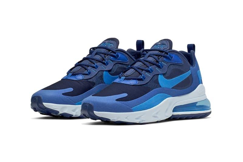 san francisco e8468 b28c2 Nike Air Max 270 React