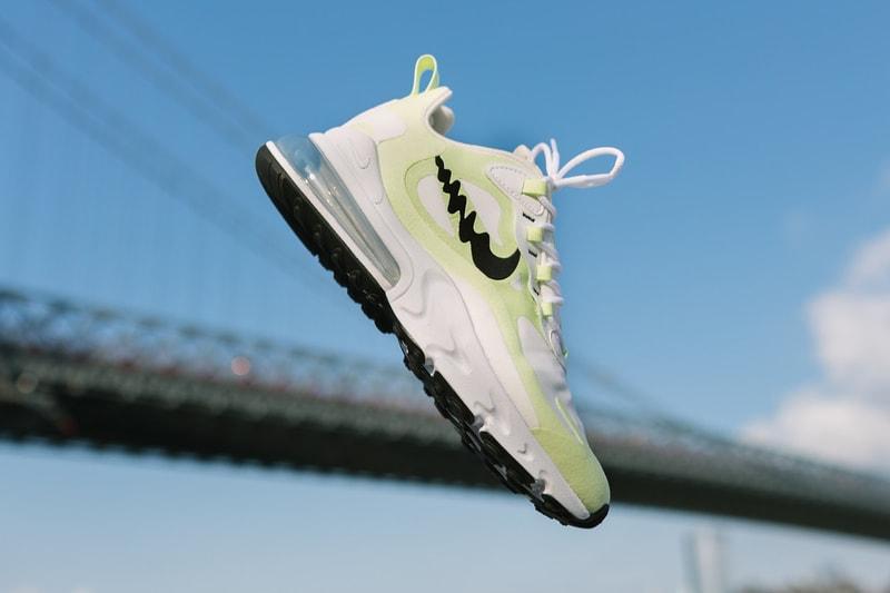 "Nike Air Max 270 React Premium ""In My Feels"" Aims to Spread Mental Health Awareness"