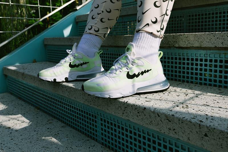 Nike Air Max 270 React Premium In My Feels Mental Health Awareness Drop Liz Beecroft