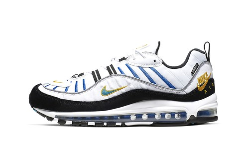 purchase cheap delicate colors temperament shoes Nike Air Max 98
