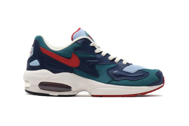8f4232c823ca6 Nike Revamps Its Air Max2 Light in