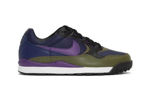 "Nike Air Wildwood ACG Surfaces in Dusky ""Midnight/Court Purple"" Colorway"