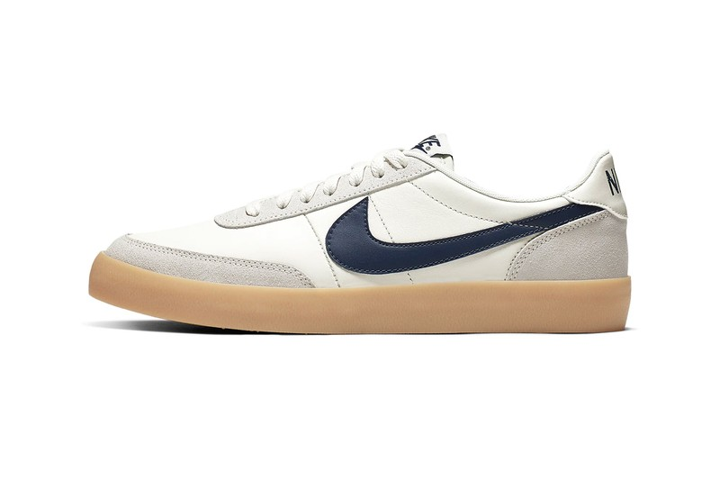 "Nike Restocks the Original J.Crew Killshot 2 ""Midnight Navy"""