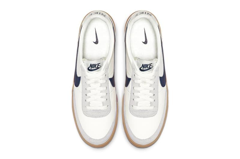 Nike Killshot 2 J Crew sneakers shoes restock exclusive rerelease 2017 midnight navy