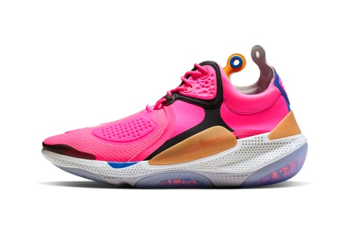"""Nike's New Joyride NSW Setter Lands in Vibrant """"Hyper Pink"""" Colorway"""