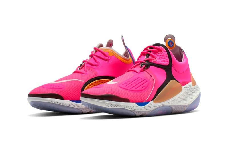 nike joyride nsw setter mens sneaker hyper pink colorway release date