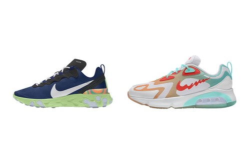 """Nike's """"NYC By You"""" Pack Includes Nearly 30 Made-to-Order Runners"""