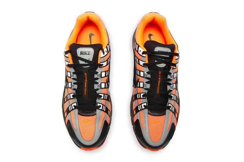 Nike P-6000 Orange Black Silver Release Info Buy