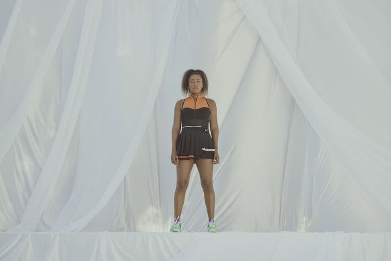 Nike Unveils Naomi Osaka's sacai Look for US Open