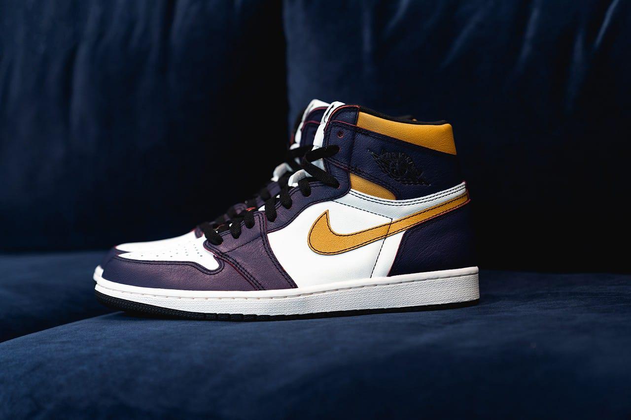 "Nike SB x Air Jordan 1 ""LA to Chicago"