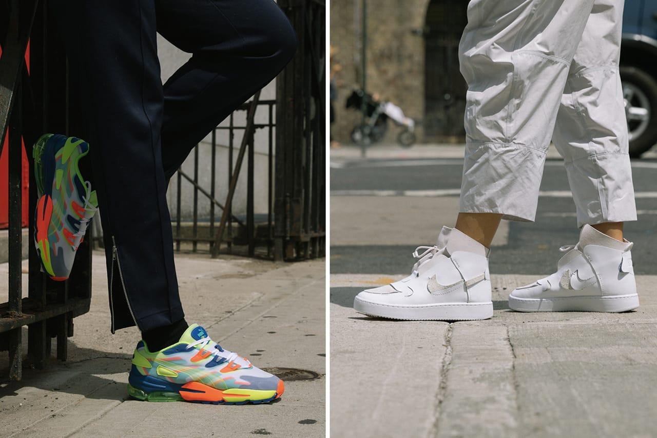 Nike Vandalised LX \u0026 PUMA Cell Alien OG