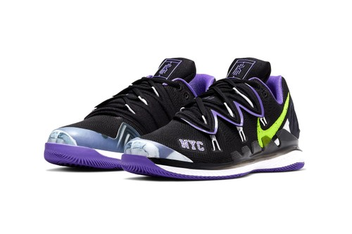 """NikeCourt Celebrates the Big Apple With the Air Zoom Vapor X Kyrie 5 """"NYC"""""""