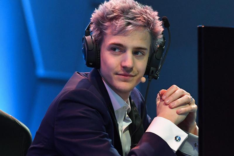 Ninja's Twitch Channel Used for Promoting Porn Stream   HYPEBEAST