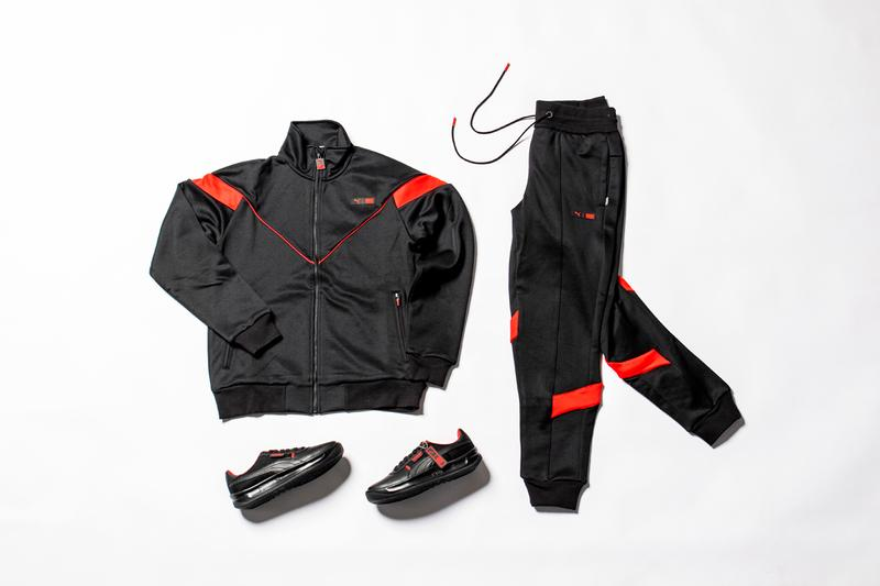 Nipsey Hussle's The Marathon Clothing x PUMA capsule collection collaboration release date info drop september 5 2019 buy track suit jacket pants sneaker california tmc