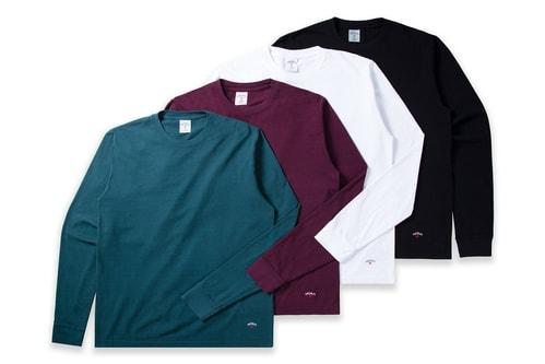 "NOAH Introduces ""Garbage"" Long-Sleeve T-Shirts"