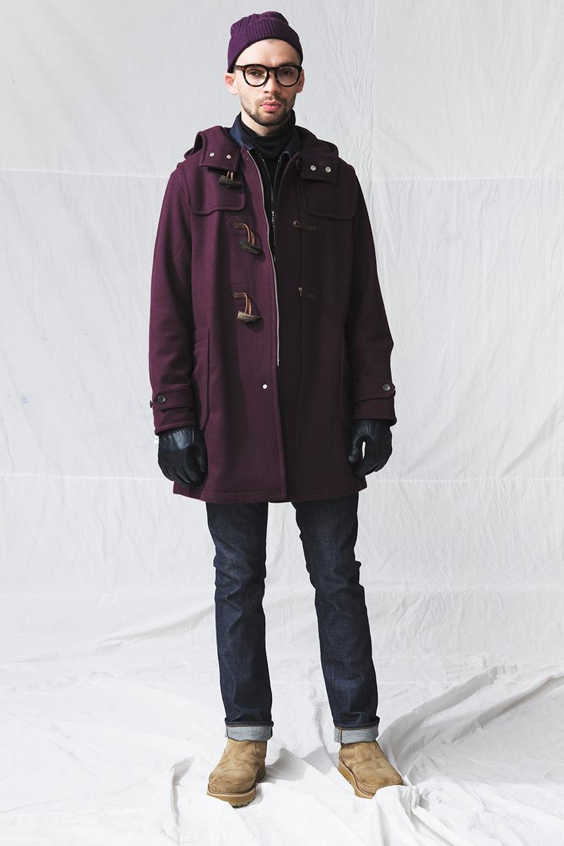 nonnative fall winter 2019 lookbook collection japan gore tex polartec cover chord release information first look fashion streetwear
