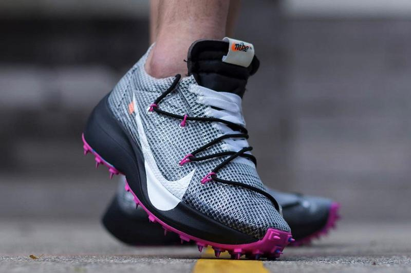 Off-White Nike Waffle Racer SP Release Date Info Buy Black Purple White Sail Teal Volt womens