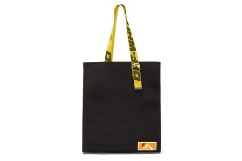 Off-White™ Gets Technical With Its Puffy Origami Tote Bag