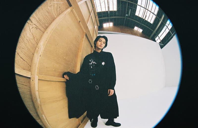 Yohji Yamamoto Ground Y 'One Piece' Capsule Collaboration collection release date info web store diffusion line brand lookbook Hayato Isomura Mayū Yokota