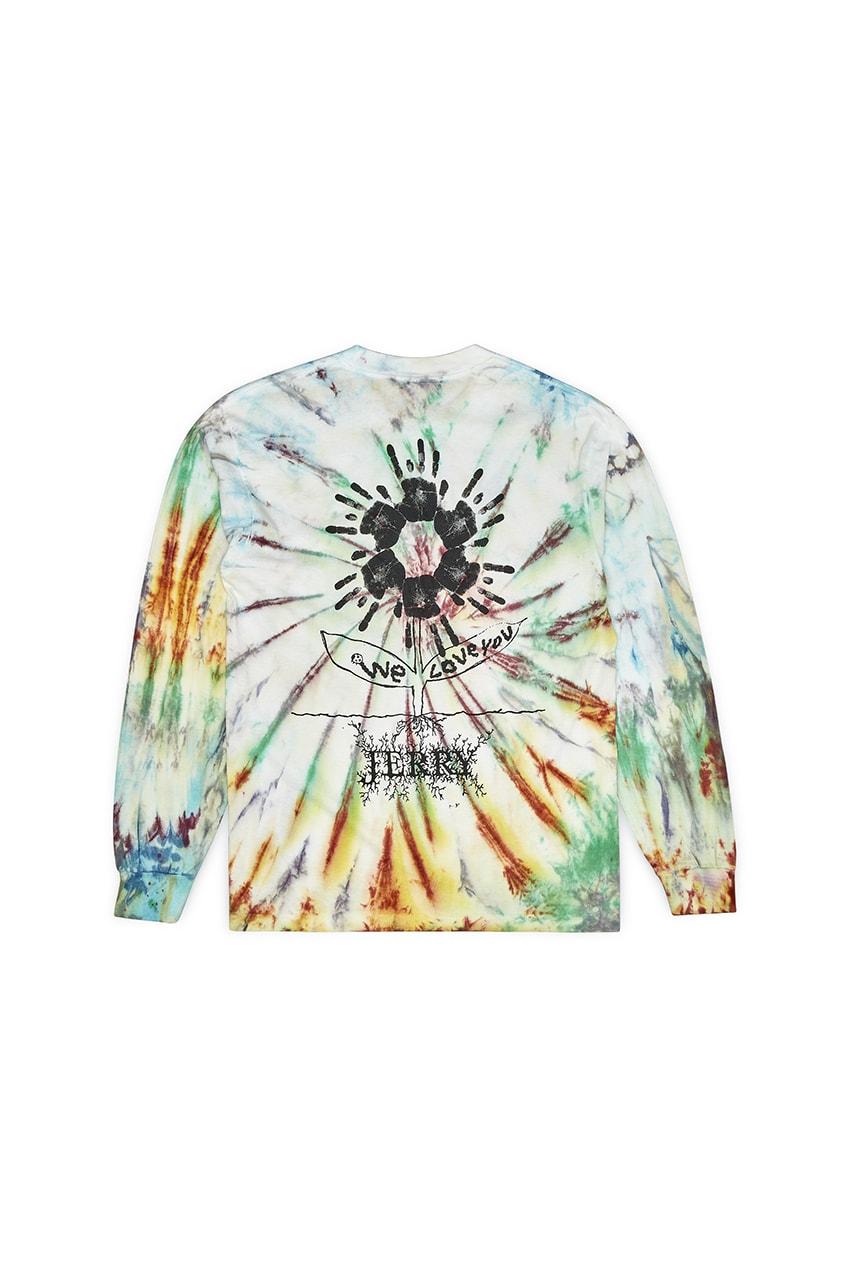 Online Ceramics Drops New Tie-Dye T-Shirts & Hoodies | HYPEBEAST