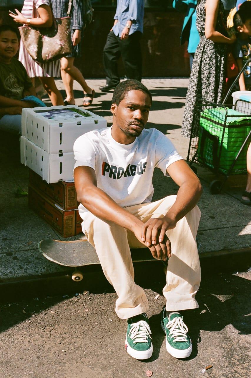 Only NY x PRO-Keds Collaboration