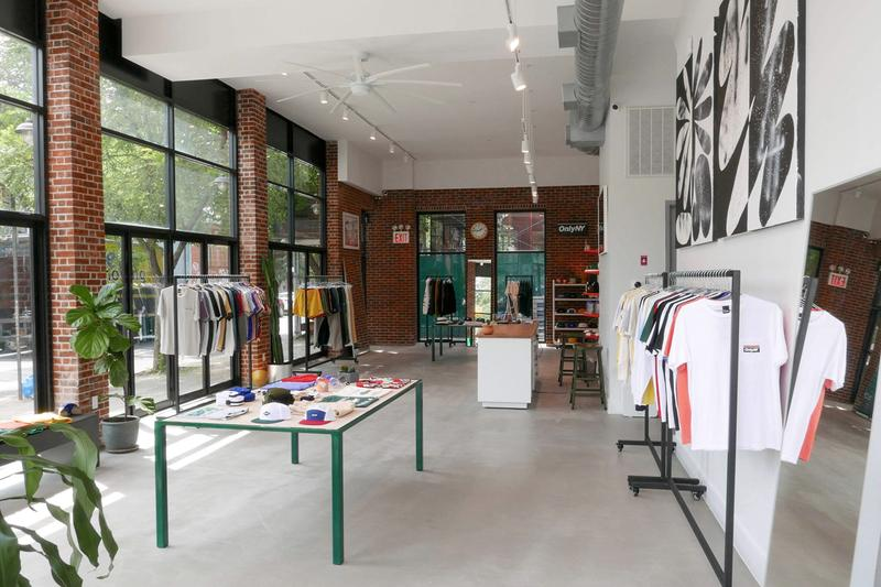 Only NY Brooklyn Store Opening Greenpoint