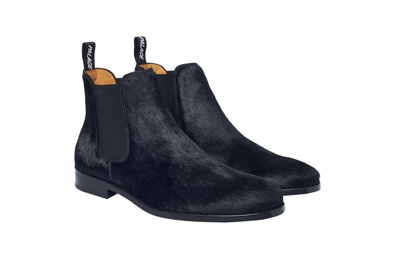 Palace Autumn 2019 Footwear