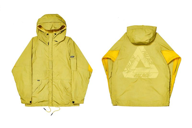 Palace Autumn 2019 Jackets