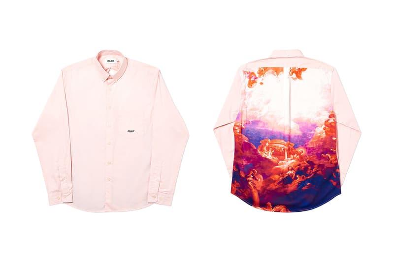 Palace Autumn 2019 Shirts & Trousers