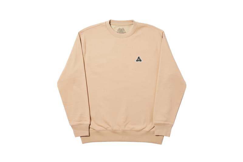 Palace Autumn 2019 Sweatshirts