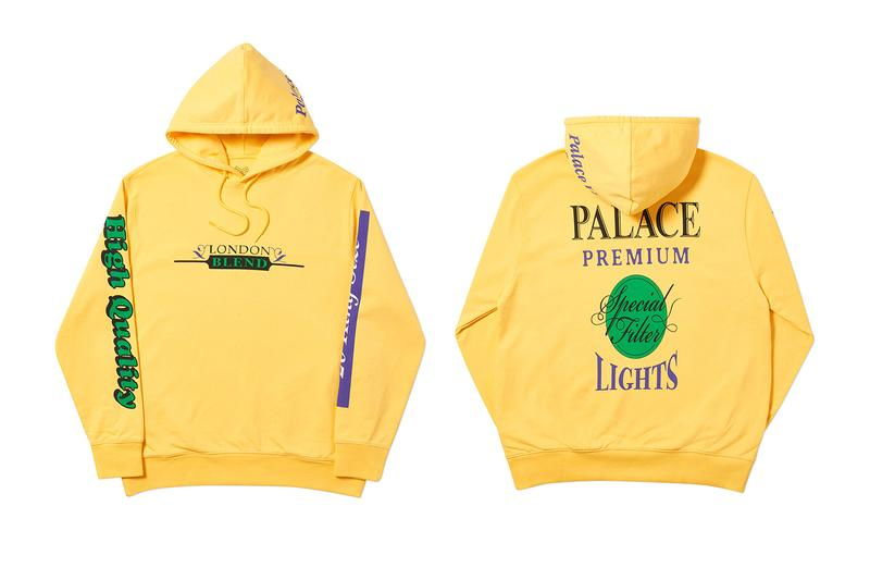 new arrivals 67b1c 373ac Palace Autumn 2019 Collection Sweatshirts | HYPEBEAST