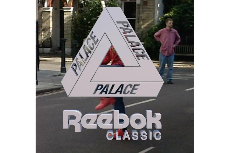 palace autumn 2019 reebok classics first look release information buy cop purchase pre order rory milanes south london skateboarding skating news sneaker footwear trainers pro workout low