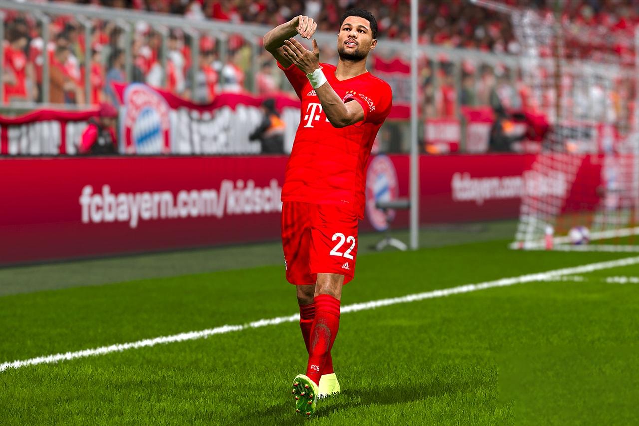 PES 2020 Konami efootball PES Pro Evolution Soccer FIFA 20 Scott McTominay Serge Gnabry Lionel Messi Andrés Iniesta Copycats Master League Diego Maradona