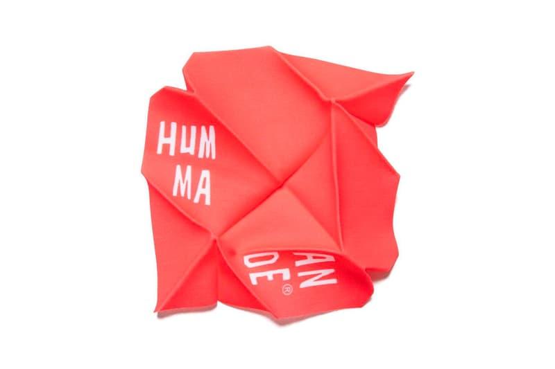 Peti Peto HUMAN MADE Origami Glass Cleaner Release nigo