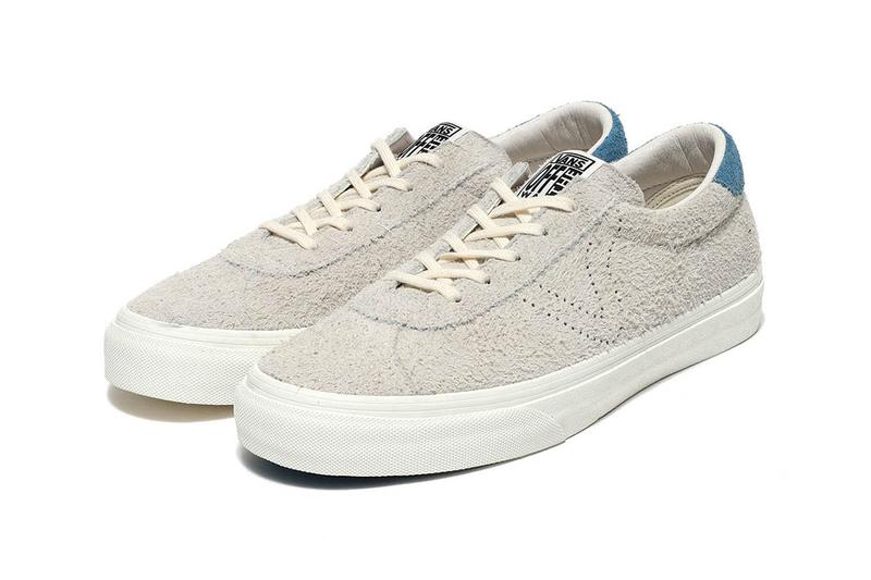 "Pilgrim Surf + Supply x Vans Epoch Sport LX Sneaker Release Information BEAMS Japan Online Cop ""Marshmallow"" ""Cendra Blue"" Off the Wall Vulcanized Waffle Sole"