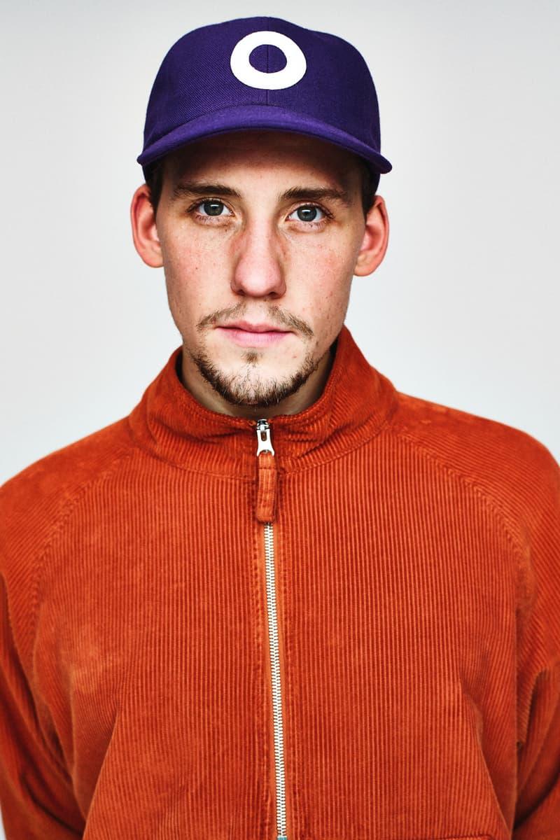 Pop Trading Company Fall/Winter 2019 Lookbook Hoodies Jackets Bucket Hats Long Sleeves Gray Blue Green Orange Flannel White Stripes