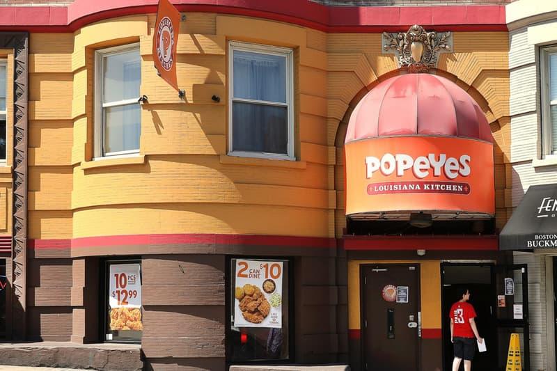 Popeyes Chicken Sandwich Sold out This Week Statement Restock Where Eat Weeks Wait