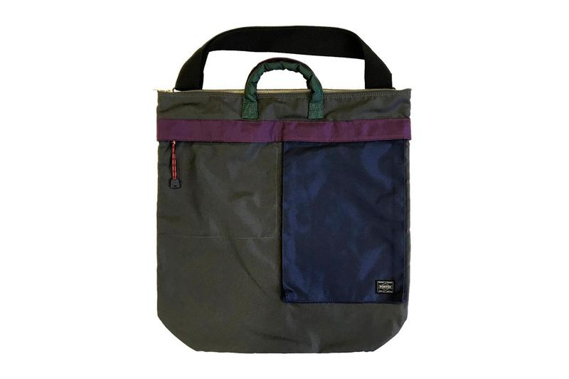 PORTER and kolor Color-Blocked Bags