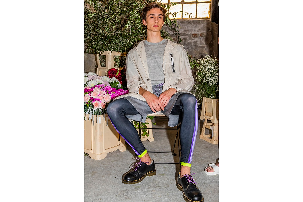 PSEUDONYM Sensory Spring Summer 2020 SS20 Collection Five Senses Workwear Sportswear Suiting Cyclist Copenhagen CIFF Danish