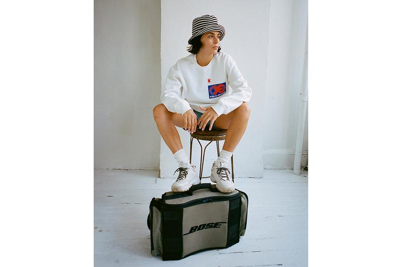 Public Release x Junior Executive Fall/Winter 2019 FW19 Capsule Collection Release Information New York City Photography Shadi Music Label T-Shirts Sweatshirts Hoodies Måns Ericson Nils Schéle