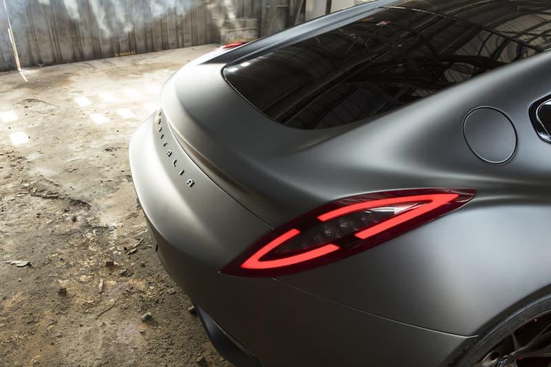 Puritalia Berlinetta Salon Privé UK Geneva Motor Show Super Hybrid Italy Carbon Fiber Gray Silver Red Black