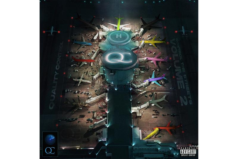 Quality Control Control The Streets Volume 2 Tracklist dababy migos lil yachty offset takeoff quavo lil baby meek mill travis scott megan thee stallion french montana city girls