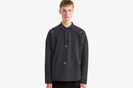Raf Simons & Fred Perry Celebrate Classic British Subcultures for FW19
