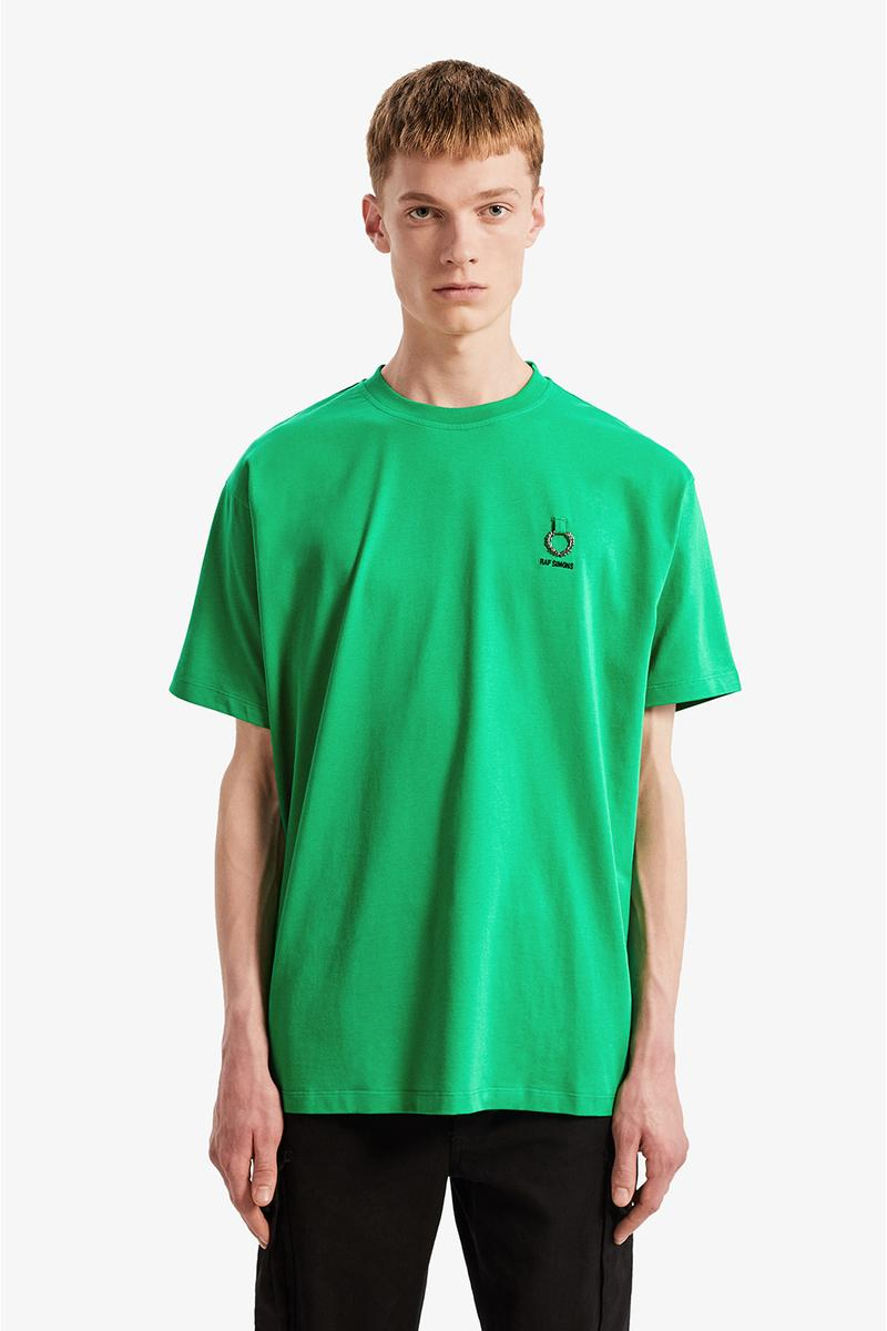 raf simons fred perry fall winter 2019 release information details buy cop purchase collection george plember gavin watson