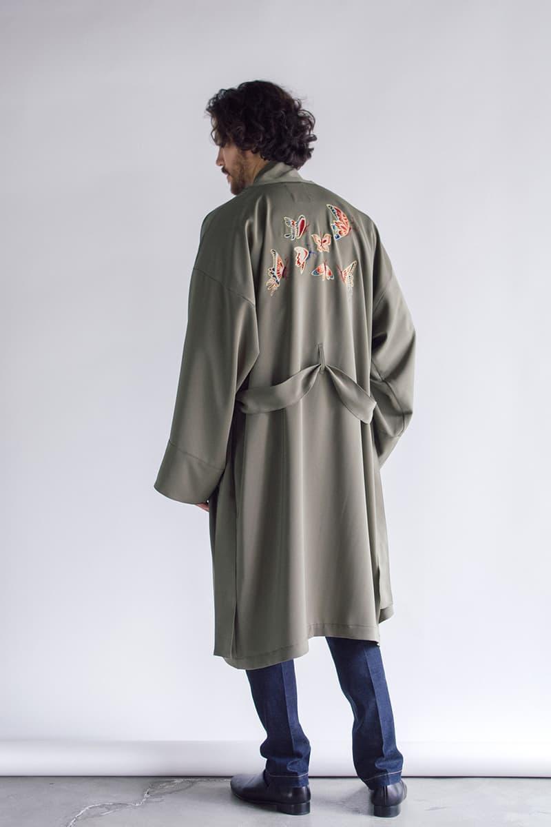 Rainmaker Kyoto Fall/Winter 2019 Collection Lookbook Japanese